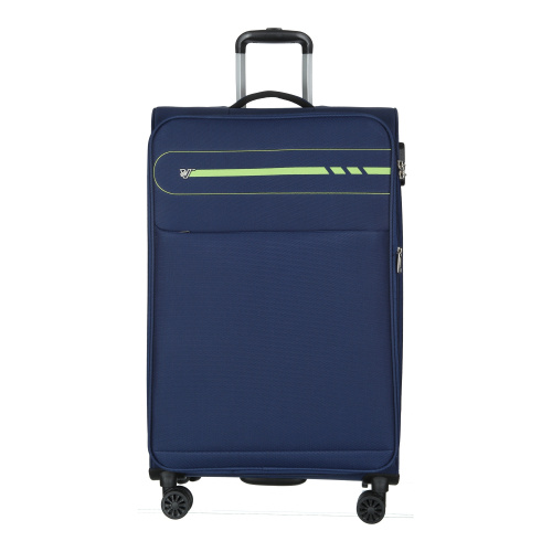 Чемодан синий Verage WT681902W28 blue