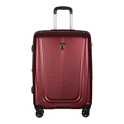 Чемодан бордовый Verage GM18087W24 burgundy