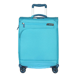 Чемодан голубый Verage GM17016W29 water blue