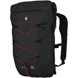 Рюкзак Altmont Active L.W. Rolltop Backpack черный Victorinox 606902