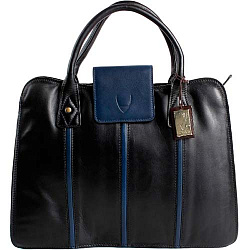 Сумка для документов Hidesign PENNY LANE -02 BLACK/BLUE